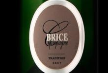 Champagne Brice. Tradition