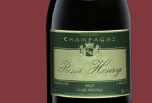 Champagne Remi Henry. Prestige