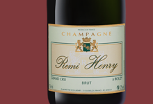 Champagne Remi Henry. Brut tradition