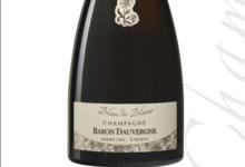 Champagne Baron Dauvergne. Blanc de blancs