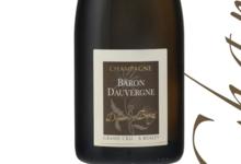 Champagne Baron Dauvergne. Délice de Bouzy