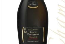Champagne Baron Dauvergne. L'or caché de Bouzy