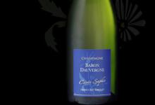 Champagne Baron Dauvergne. Saphir