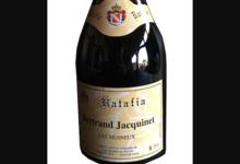 Champagne Bertrand Jacquinet. Ratafia