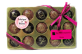 Chocolaterie Stéphane Lothaire. Coffret de 15 Chococapsules