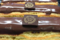 Chocolaterie Stéphane Lothaire. Eclair chocolat