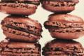 Chocolaterie Stéphane Lothaire. Macaron chocolat