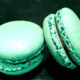 Chocolaterie Stéphane Lothaire. Macaron menthe chocolat