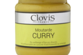 Clovis. Moutarde Curry