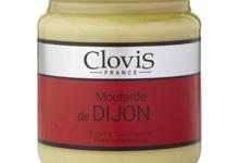 Clovis. Moutarde de Dijon
