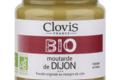 Clovis. Moutarde de Dijon Bio