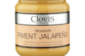 Clovis. Moutarde Piment Jalapeño