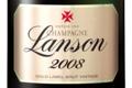 Champagne Lanson. Gold Label brut millésimé