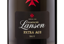 Champagne Lanson. Extra age brut