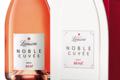 Champagne Lanson. Noble cuvée brut rosé