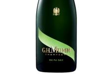 Champagne G.H Mumm. Mumm demi-sec