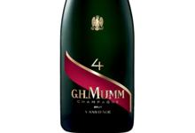 Champagne G.H Mumm. Mumm 4