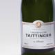 Champagne Taittinger. Brut réserve