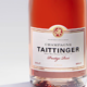 Champagne Taittinger. Prestige rosé