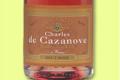 Champagne Charles De Cazanove. Gamme Tradition Père & Fils. Rosé
