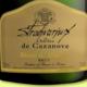 Champagne Charles De Cazanove. Gamme Stradivarius. Blanc de blancs