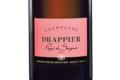 Champagne Drappier. Rosé de saignée