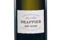 Champagne Drappier. Brut nature