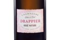 Champagne Drappier. Brut nature rosé