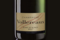Champagne Vollereaux. Blanc de blancs brut