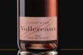 Champagne Vollereaux. Brut rosé de saignée