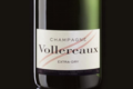 Champagne Vollereaux. Extra-dry