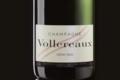 Champagne Vollereaux. Demi-sec