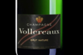 Champagne Vollereaux. Brut nature