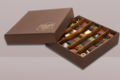 La Chocolaterie Thibaut. Assortiment de chocolats