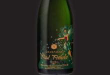 Champagne Paul Pothelet. La fée Jade (réserve)