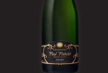 Champagne Paul Pothelet. Extra brut