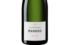 Champagne Mandois. Brut zéro