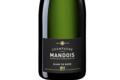 Champagne Mandois. Blanc de noirs millésimé
