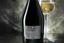 Champagne Mandois. Clos Mandois millésimé