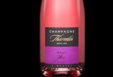 Champagne Thiercelin. Champagne Brut Rosé