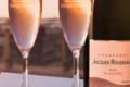 Champagne Jacques Rousseaux. Rosé de saignée