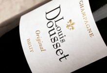 Champagnes Louis Dousset. Original brut