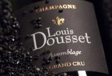 Champagnes Louis Dousset. Assemblage grand cru