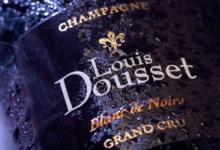 Champagnes Louis Dousset. Blanc de noirs