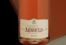 Champagne Michel Arnould et fils. rosé grand cru