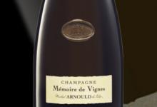 Champagne Michel Arnould et fils. Mémoires de vignes grand cru millésimé