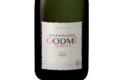 Champagne Godmé Sabine. Brut rosé