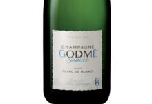 Champagne Godmé Sabine. Brut blanc de blancs