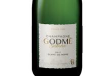 Champagne Godmé Sabine. Brut blanc de noirs