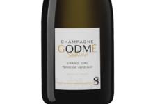 Champagne Godmé Sabine. Extra brut grand cru